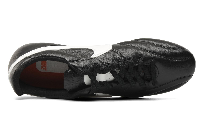 The Nike Premier Black/Summit White-Orng Blaze