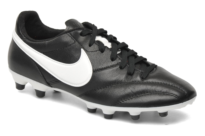 Chaussures de sport Nike The Nike Premier Noir vue détail/paire
