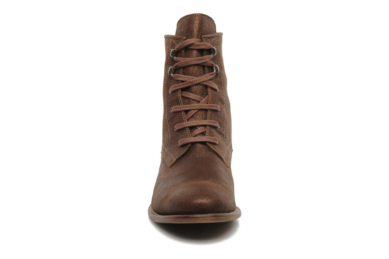 Stiefeletten & Boots Georgia Rose Tatillon braun schuhe getragen