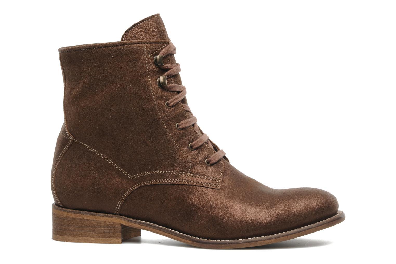 Stiefeletten & Boots Georgia Rose Tatillon braun ansicht von hinten