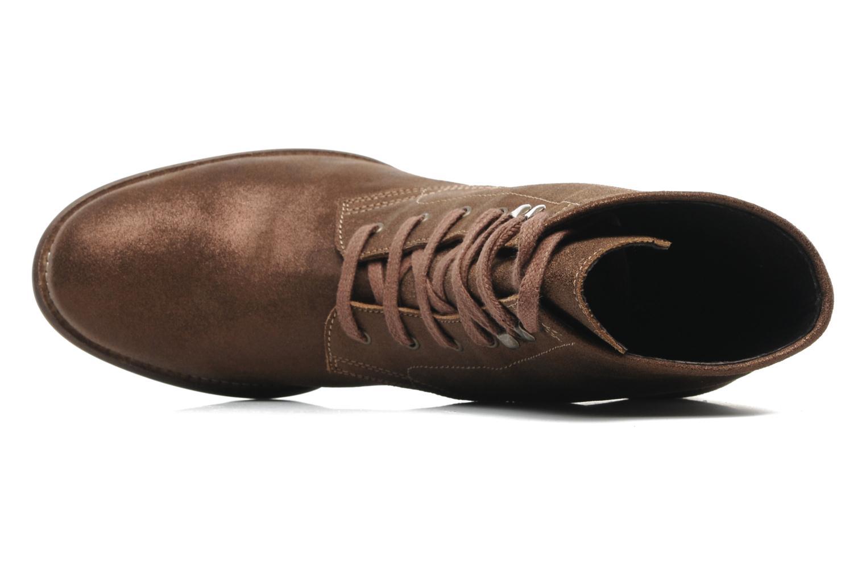 Stiefeletten & Boots Georgia Rose Tatillon braun ansicht von links