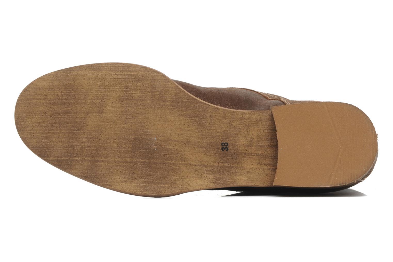 Stiefeletten & Boots Georgia Rose Tatillon braun ansicht von oben