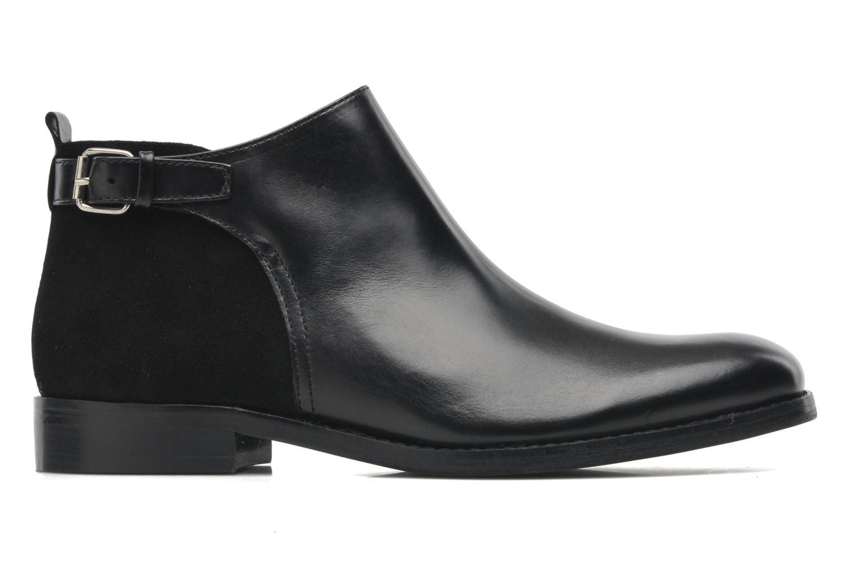 Ankle boots Georgia Rose Tatouille Black back view