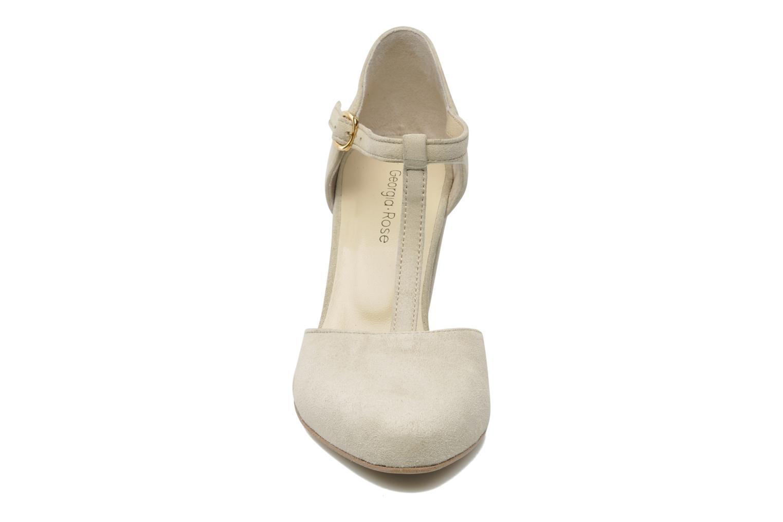 Escarpins Georgia Rose Tatame Beige vue portées chaussures