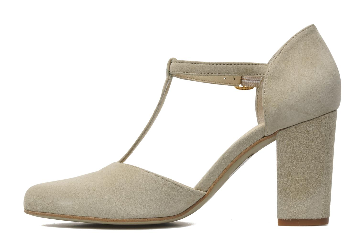 Pumps Georgia Rose Tatame Beige voorkant