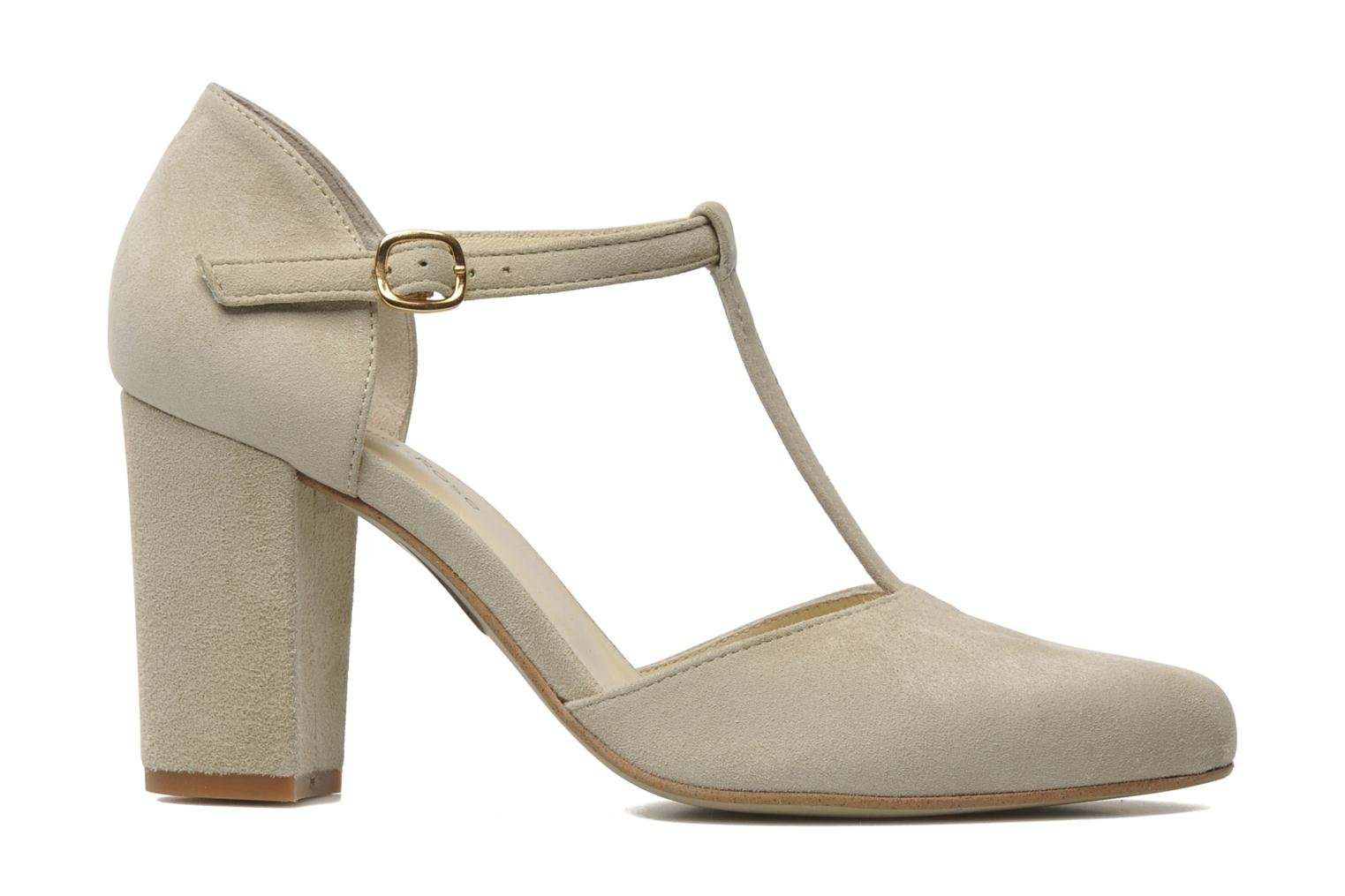 Pumps Georgia Rose Tatame Beige achterkant