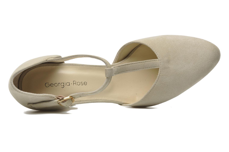 Escarpins Georgia Rose Tatame Beige vue gauche
