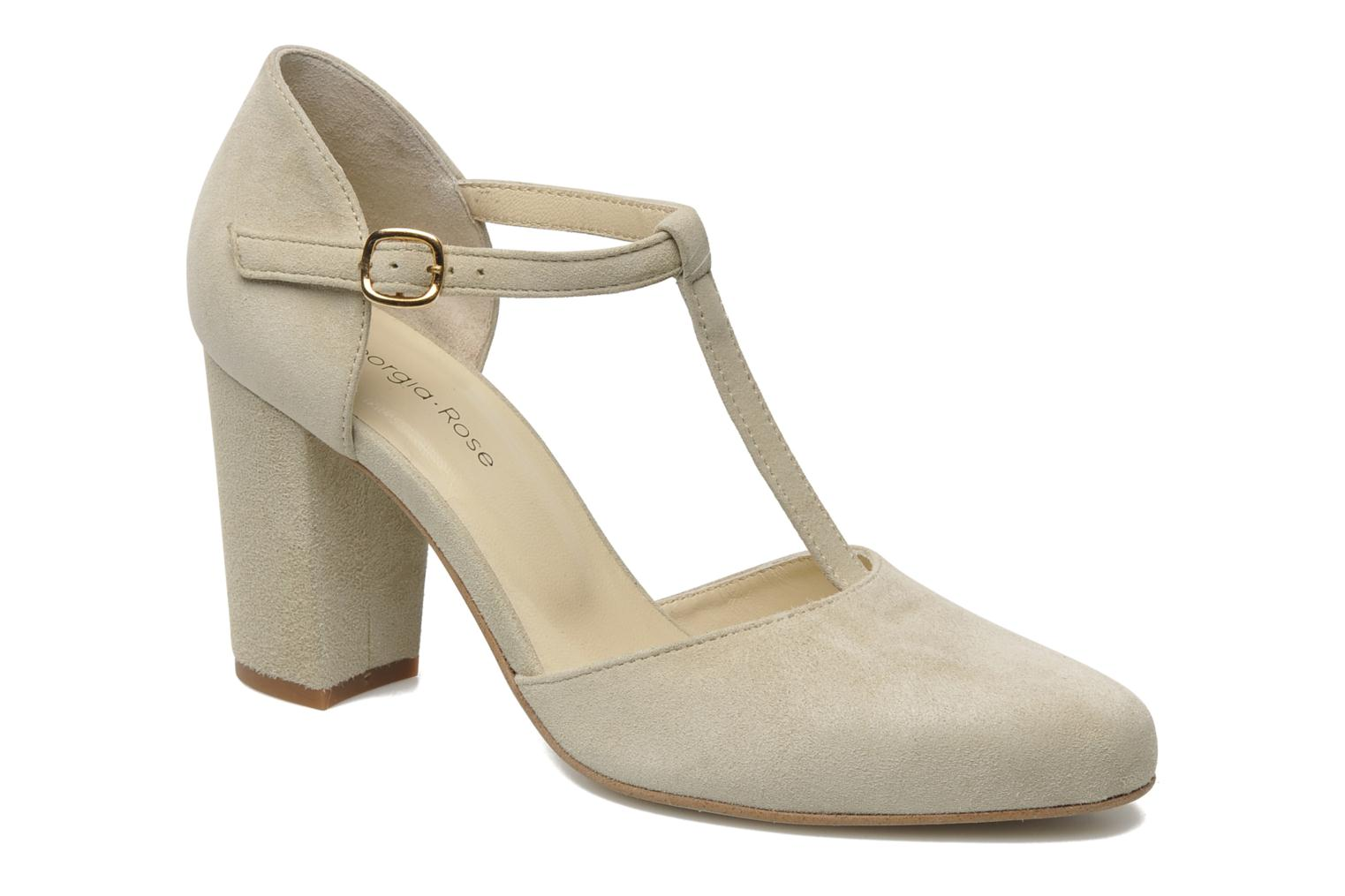 Pumps Georgia Rose Tatame Beige detail