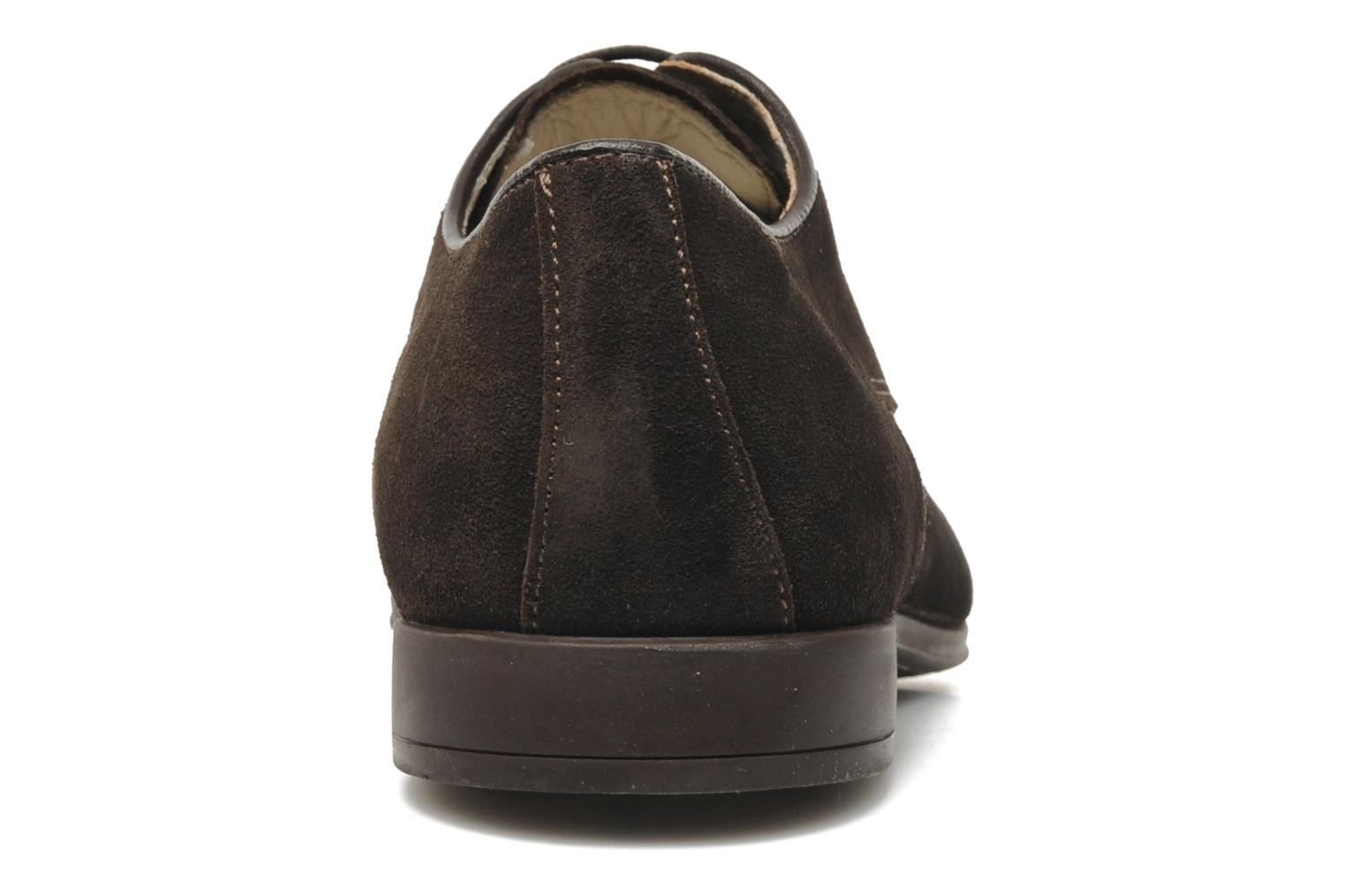 Chaussures à lacets Marvin&Co Themojo Marron vue droite