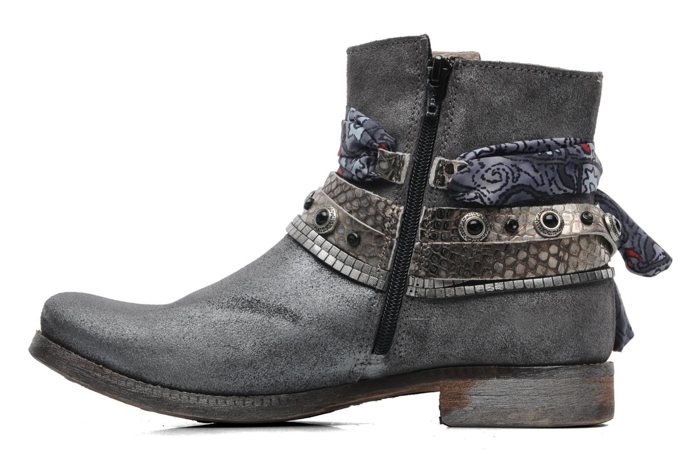 Stiefeletten & Boots Khrio Magi grau ansicht von vorne