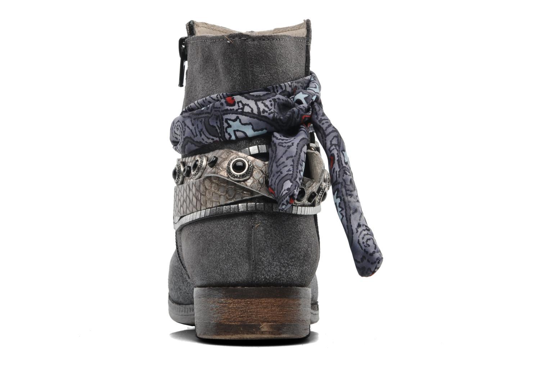 Stiefeletten & Boots Khrio Magi grau ansicht von rechts