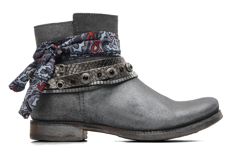 Stiefeletten & Boots Khrio Magi grau ansicht von hinten