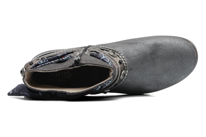 Stiefeletten & Boots Khrio Magi grau ansicht von links