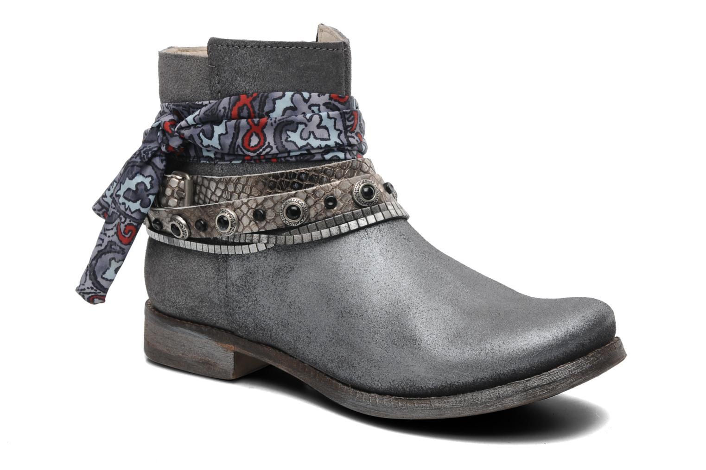 Stiefeletten & Boots Khrio Magi grau detaillierte ansicht/modell