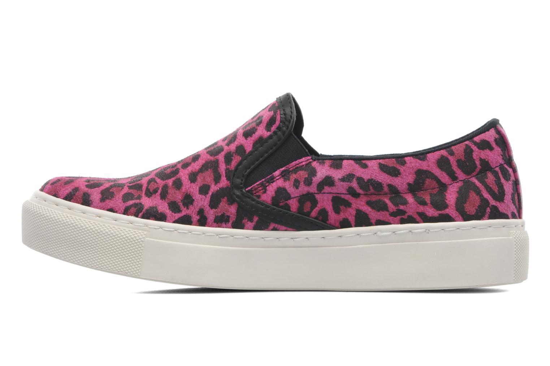 Sneaker Bronx Del rosa ansicht von vorne