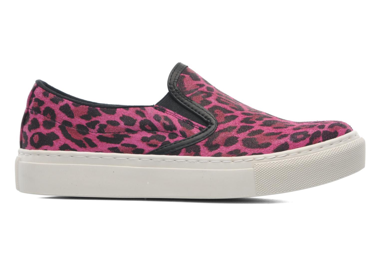 Sneaker Bronx Del rosa ansicht von hinten