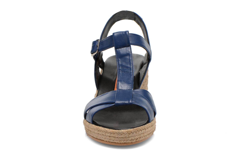 Sandaler Anna Volodia Jemeo Blå se skoene på