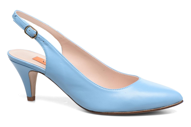 Pumps Anna Volodia Mali blau detaillierte ansicht/modell