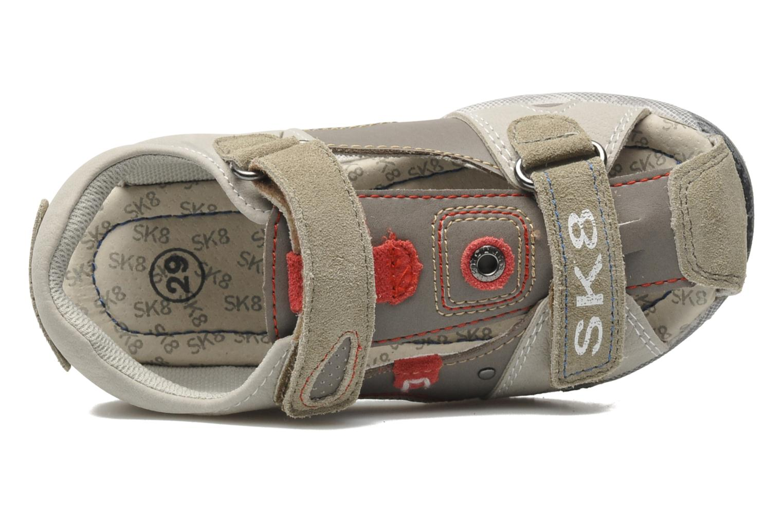 Sandali e scarpe aperte Bopy CLEDER Grigio immagine sinistra