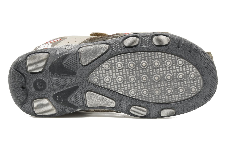 Sandali e scarpe aperte Bopy CLEDER Grigio immagine dall'alto