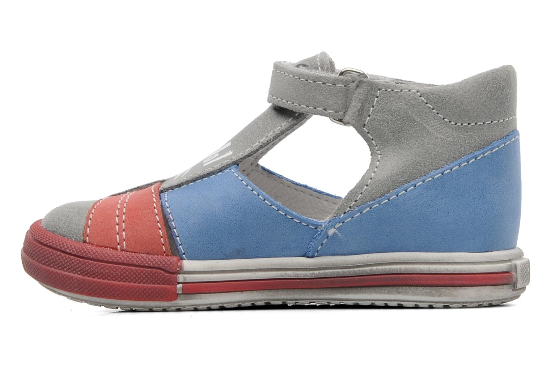 Sandals Bopy ZIBERI Grey front view