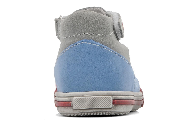 Sandali e scarpe aperte Bopy ZIBERI Grigio immagine destra