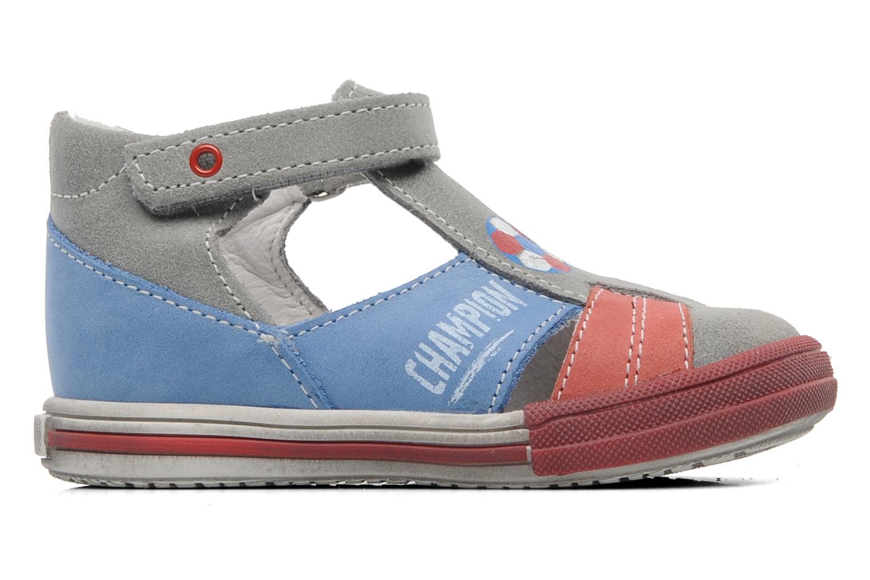 Sandali e scarpe aperte Bopy ZIBERI Grigio immagine posteriore