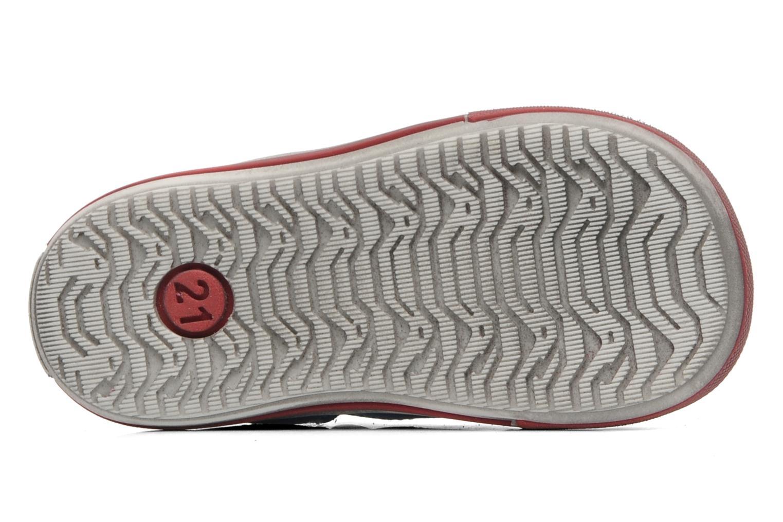 Sandalen Bopy ZIBERI grau ansicht von oben