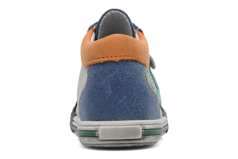 Sneakers Bopy ZOPICAL Blauw rechts