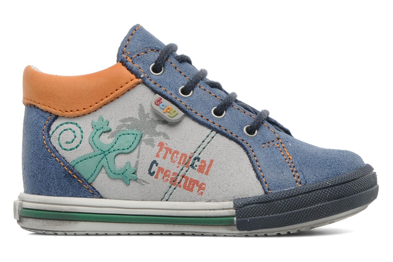 Sneakers Bopy ZOPICAL Blauw achterkant