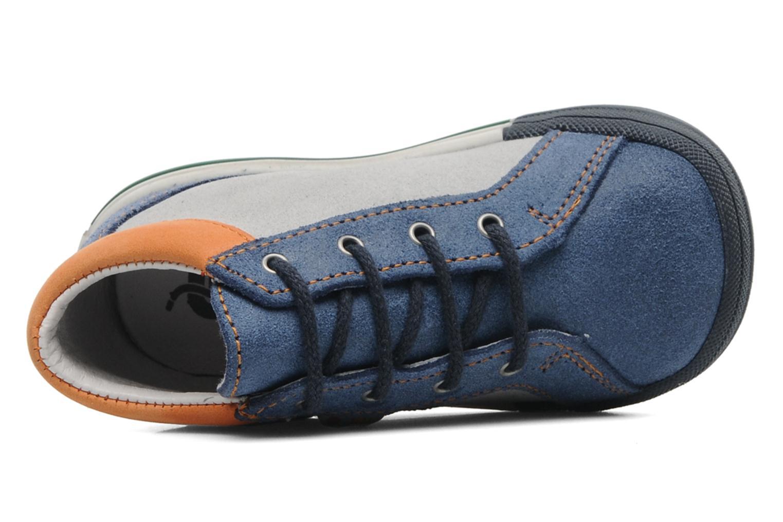 Baskets Bopy ZOPICAL Bleu vue gauche