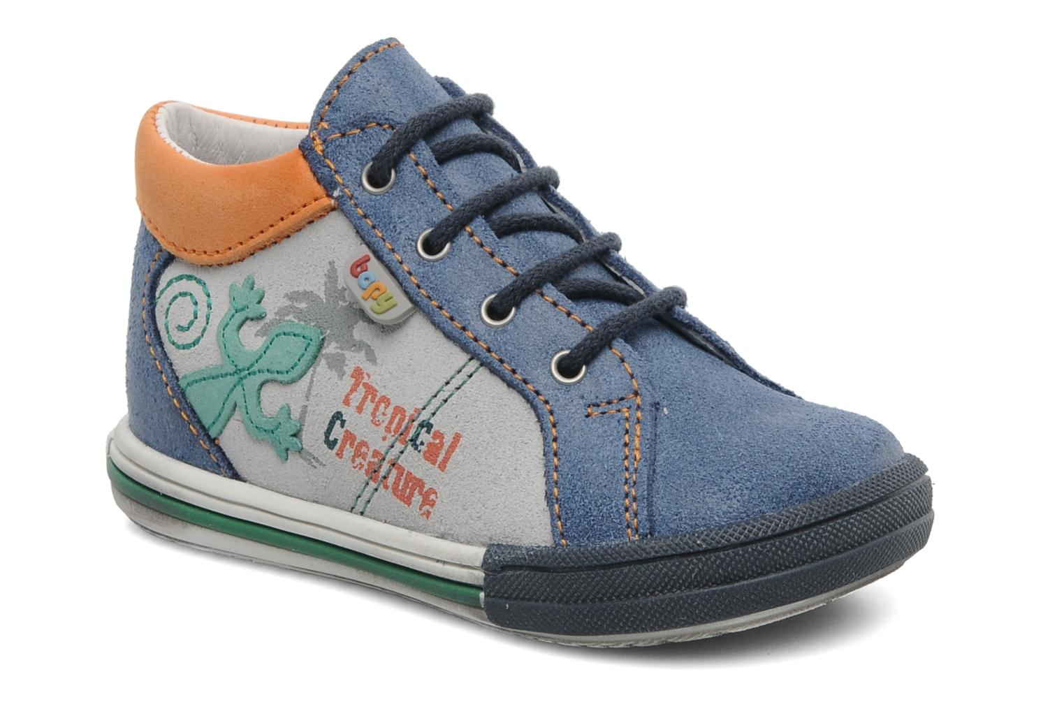Sneakers Bopy ZOPICAL Blauw detail