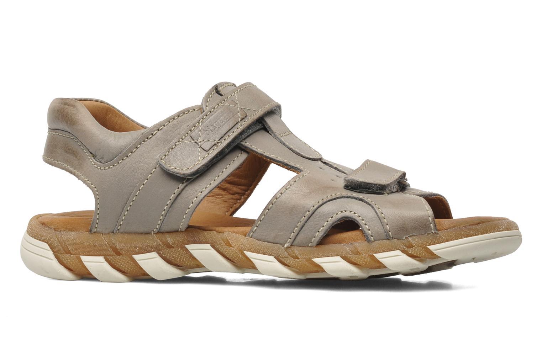 Sandales et nu-pieds Bisgaard Vyna Gris vue derrière