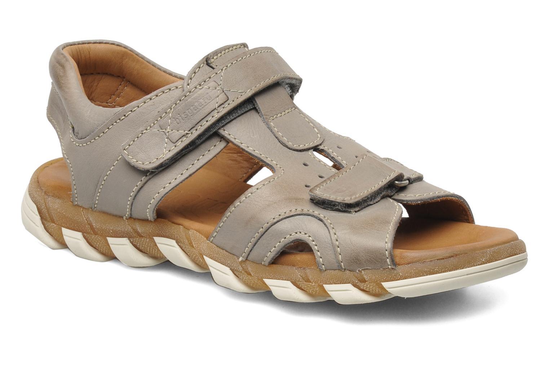 Sandales et nu-pieds Bisgaard Vyna Gris vue détail/paire