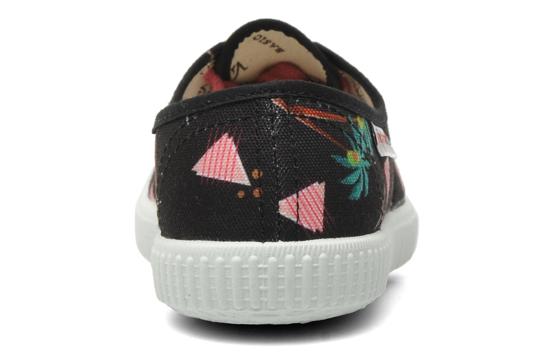 Sneakers Victoria Victoria Palmeras Zwart rechts