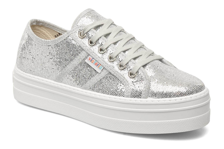 Victoria sneakers argento glitter Menos De 50 Dólares kjyoZHz