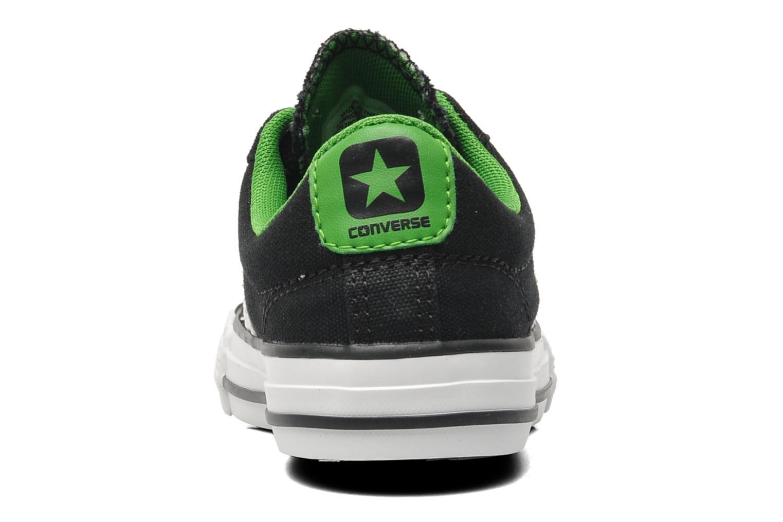 Sneakers Converse SP Ev Lacet Ox K Zwart rechts