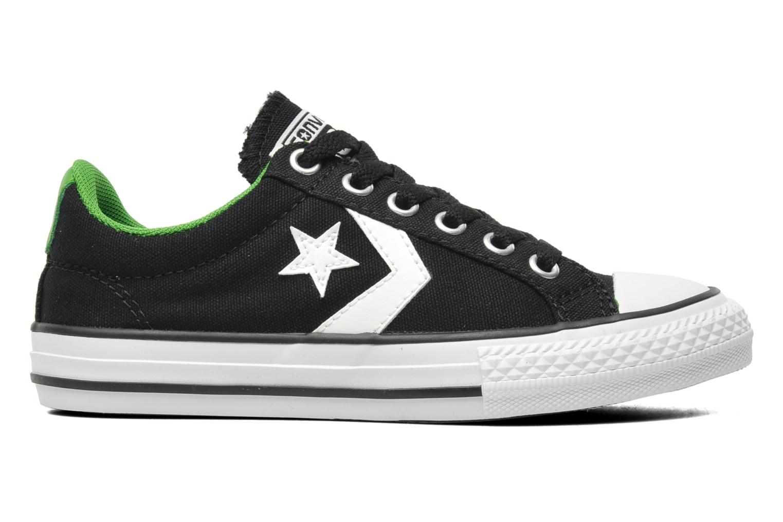 Sneakers Converse SP Ev Lacet Ox K Zwart achterkant