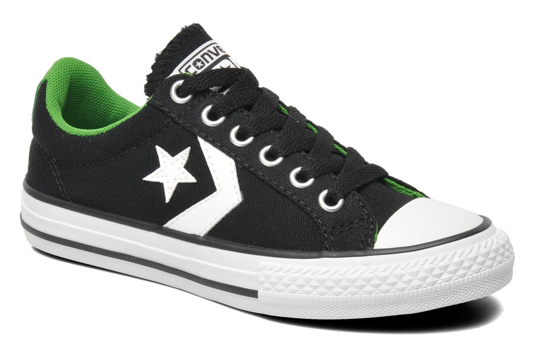 Sneakers Converse SP Ev Lacet Ox K Zwart detail