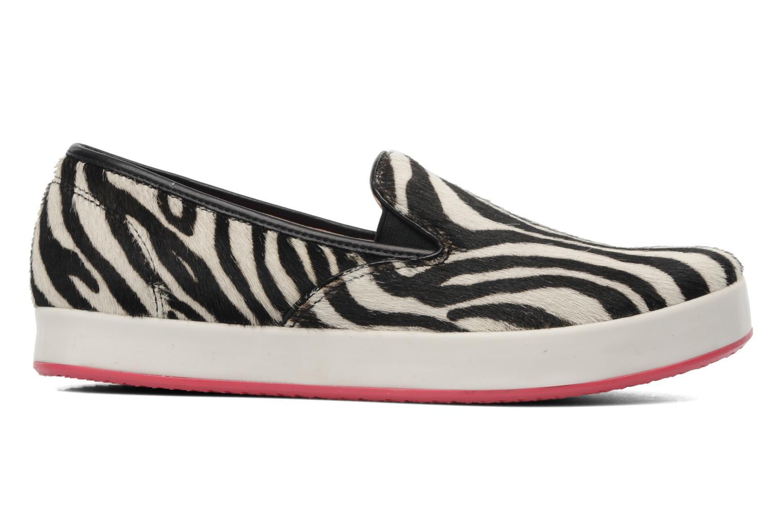 Sneakers Geox By Patrick Cox D MODESTY C Beige bild från baksidan