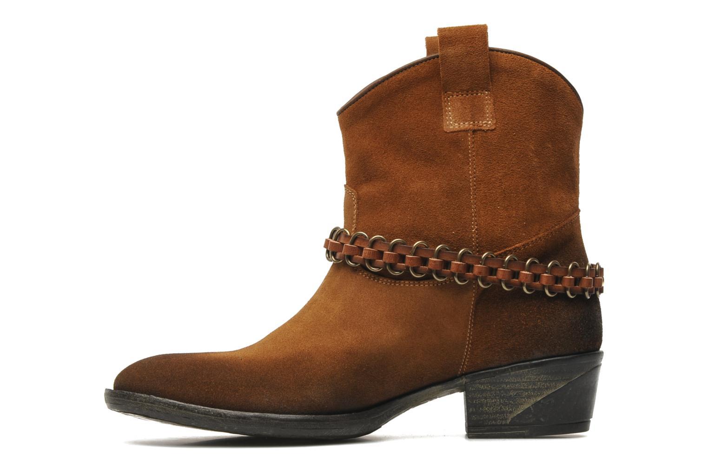 Texano Basso Antigone Tainted Leather