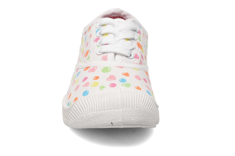 Sneakers Hello Kitty HK JOKE Wit model