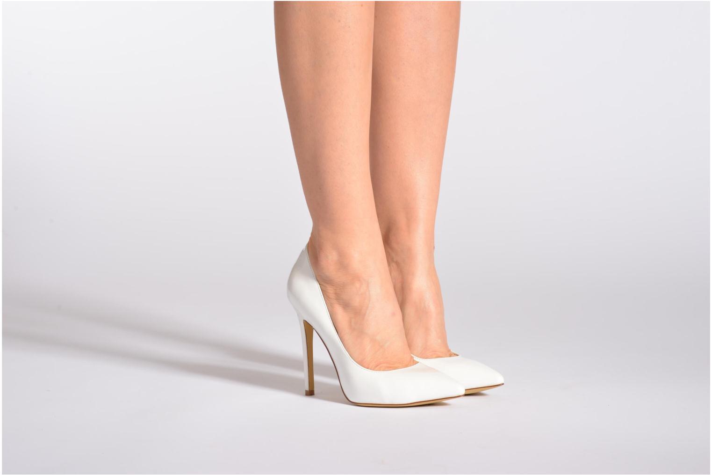 Janie Patent White