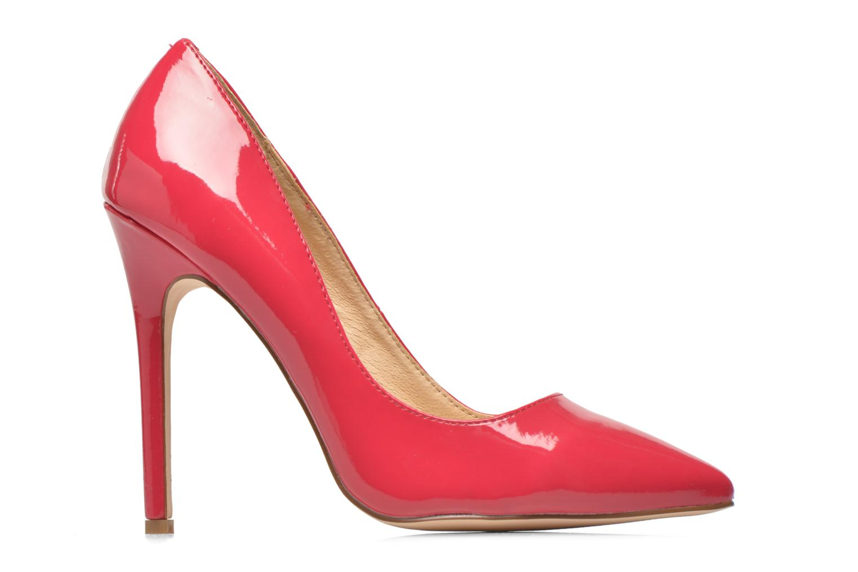 High heels La Strada Janie Pink back view