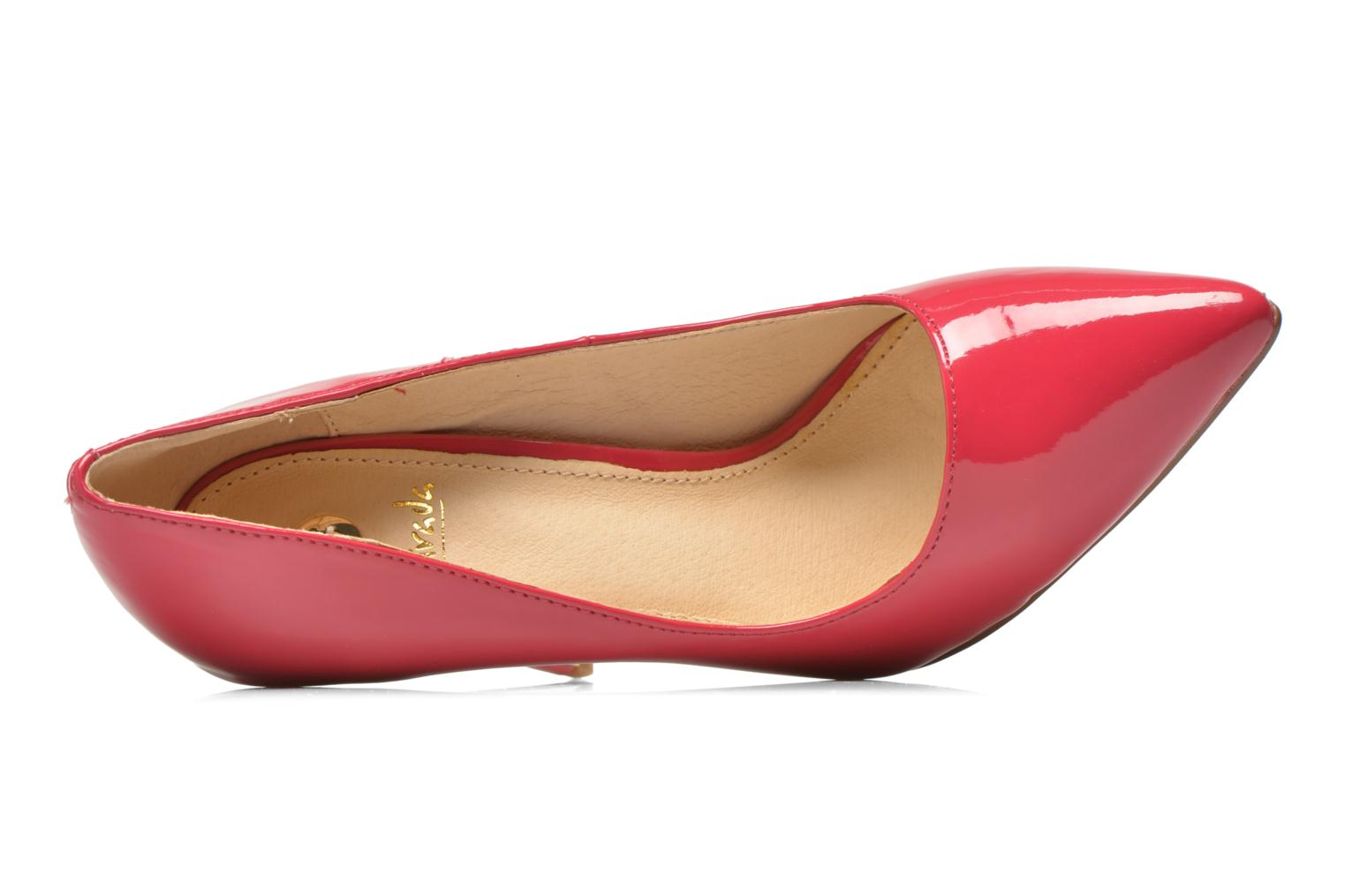 High heels La Strada Janie Pink view from the left