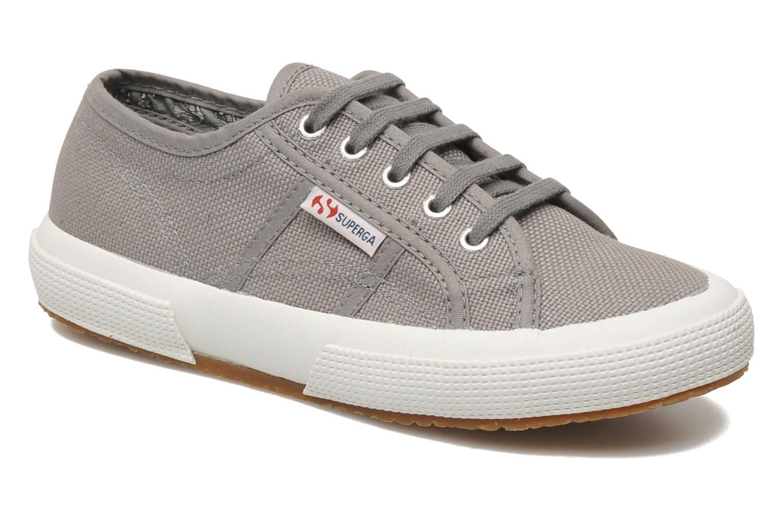Zapatos grises de verano SUPERGA Classic infantiles Fzyu6a1