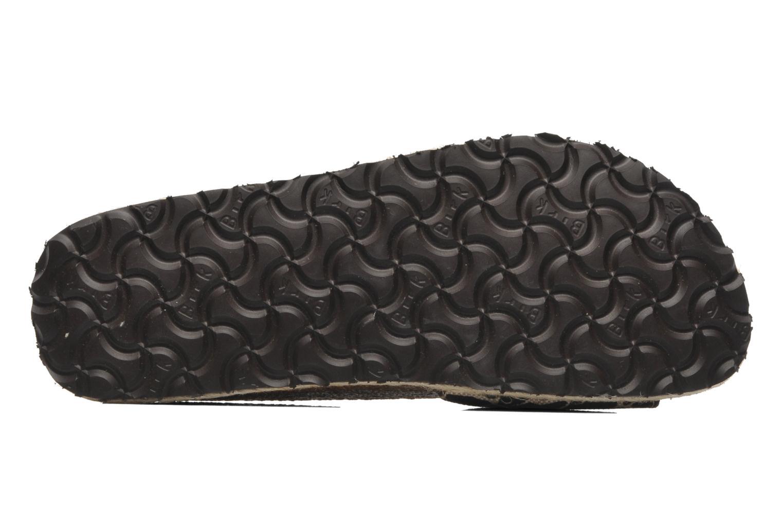 Clogs & Pantoletten Papillio Madrid Textile W braun ansicht von oben