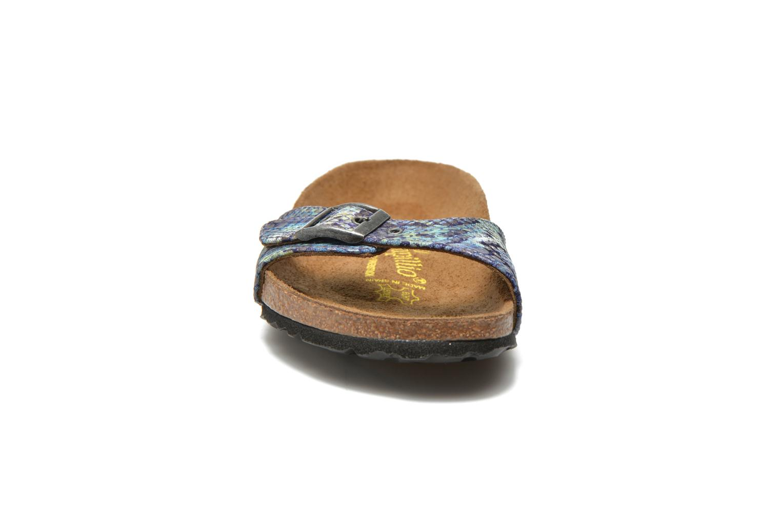 Wedges Papillio Madrid Textile W Blauw model