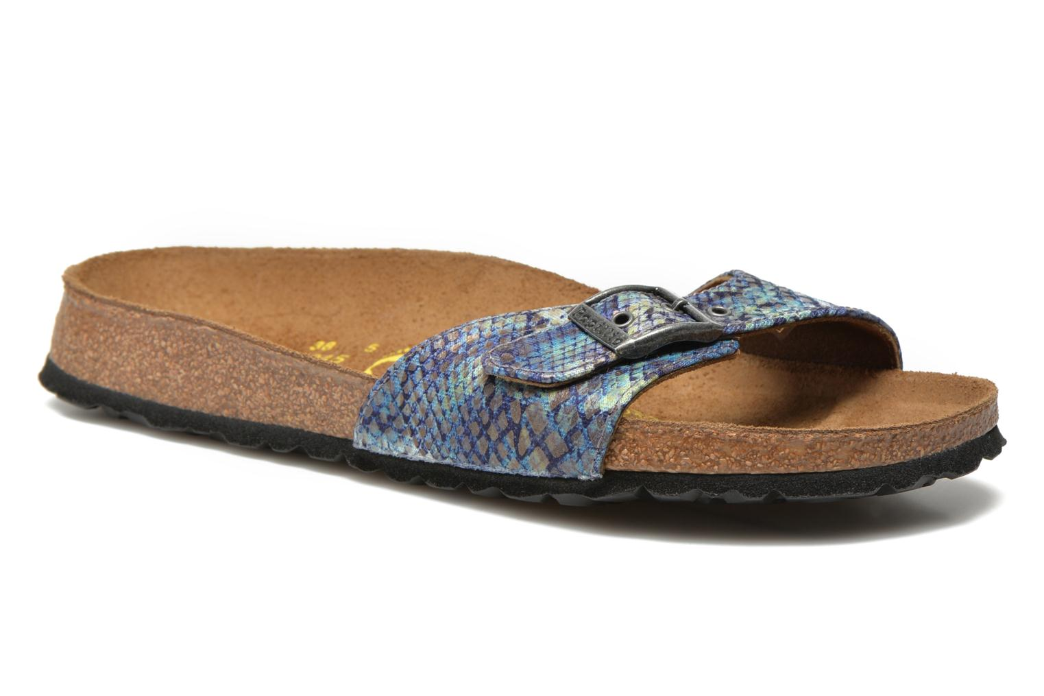 Wedges Papillio Madrid Textile W Blauw detail