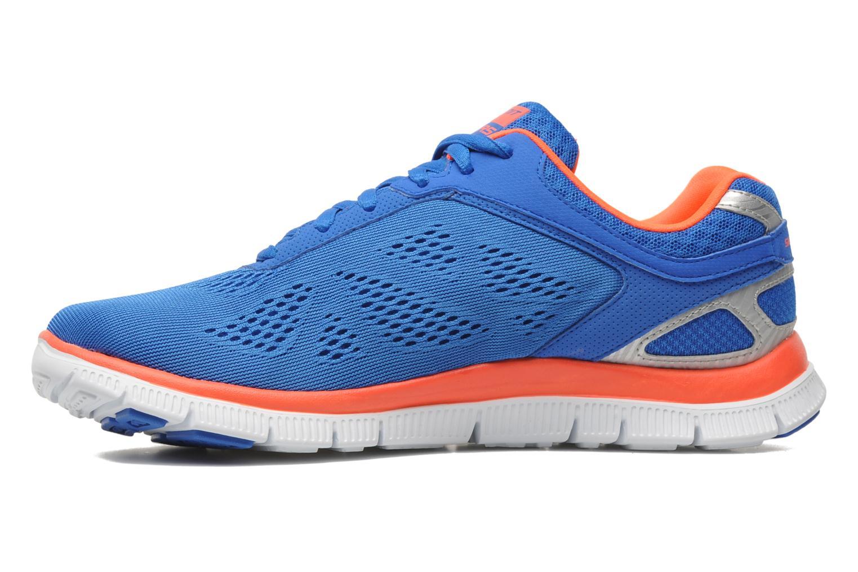 Sportschuhe Skechers Flex Appeallove Your Style 11728 blau ansicht von vorne